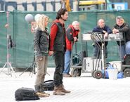 Critictoo series - Primeval On the set (6)
