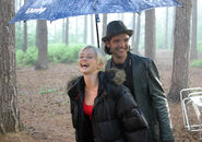1x6BehindtheScenes-RainingintheForestofDean