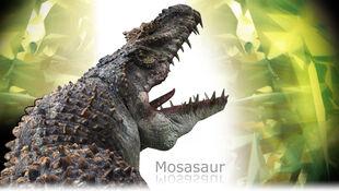 Mosasaur promo