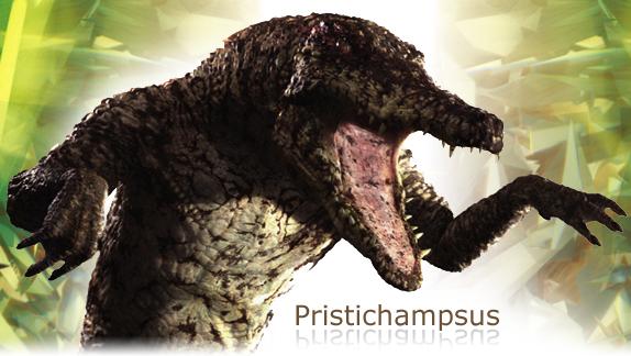 Pristichampsus promo