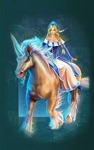Unicorn d