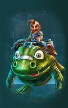 Frog d