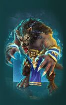 Werewolf d