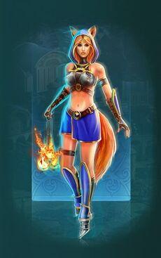 Firefox d
