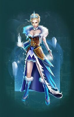 Snowqween d