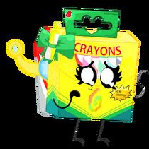 A0004-Box of Crayons