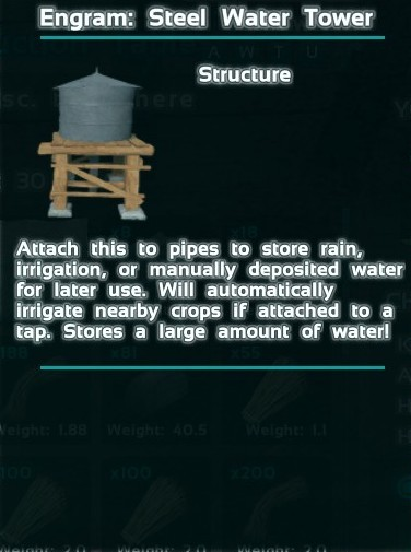 Steel Water Tower | Ark Primitive Survival Wikia | FANDOM powered by