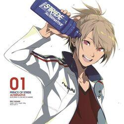 Character Song CD 01