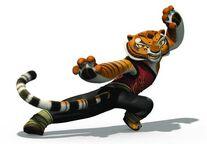 Tigresspose