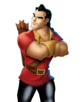 Gaston OfficialDisney