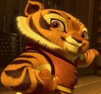 Cub Tigress