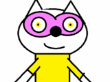 Poppy Raccoon (from Kids of the Magic Forest)