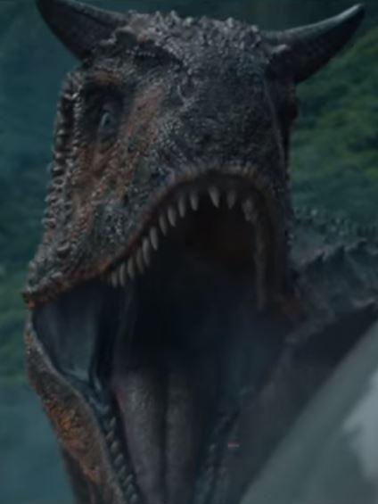 Bildergebnis für jurassic world carnotaurus