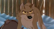 Balto Frown