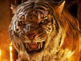 Shere Khan (The Jungle Book 2016)