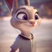 Judy Hopps first day