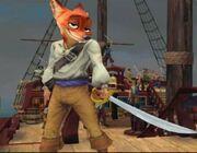 Nick pirate