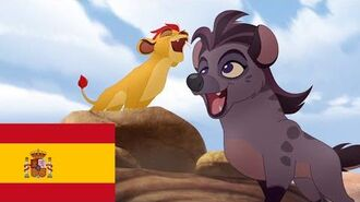 The Lion Guard - Sisi ni Sawa (We're the Same) European Spanish HD