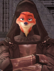 Nick is Revan