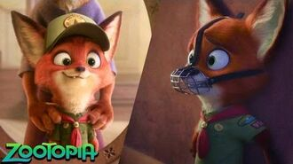 Zootopia - Nick Wilde Childhood Scene HD
