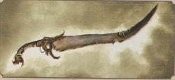 Sand Guard Sword 1