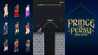 Prince of Persia Escape (Ketchapp)