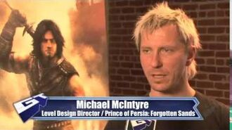 Prince of Persia The Forgotten Sands - Return to the Sands Interview