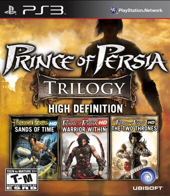 Prince Of Persia Trilogy Hd Collection Prince Of Persia Wiki