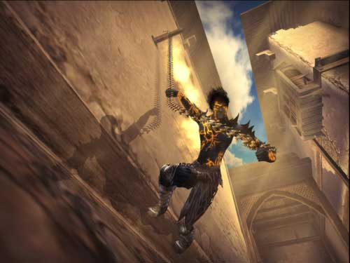 Dark Prince Sands Of Time Gameplay Prince Of Persia Wiki Fandom