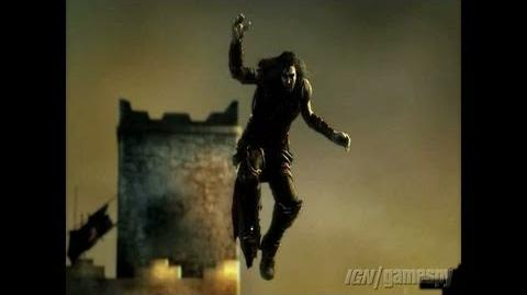 Prince of Persia The Two Thrones Xbox Trailer - Prince of