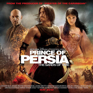 Prince Of Persia The Sands Of Time Film Prince Of Persia Wiki