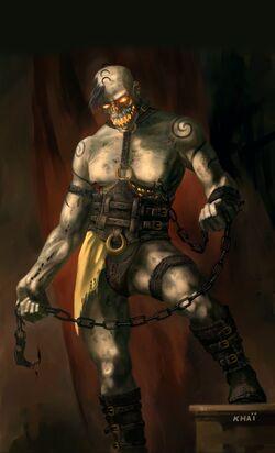 MetalChainSandCreatures