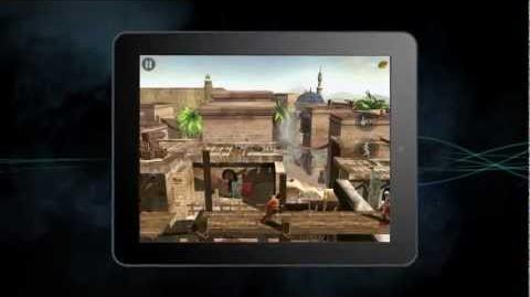 Prince Of Persia - the shadow and the Flame Trailer UK