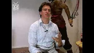 Interview med Ben Mattes, Prince of Persia III