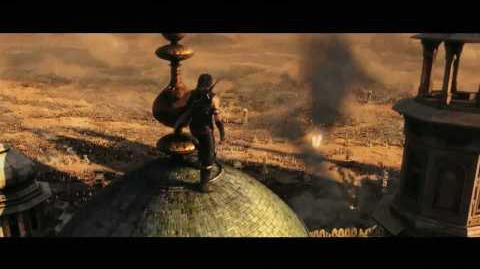 Prince of Persia The Forgotten Sands Launch Trailer (North America)