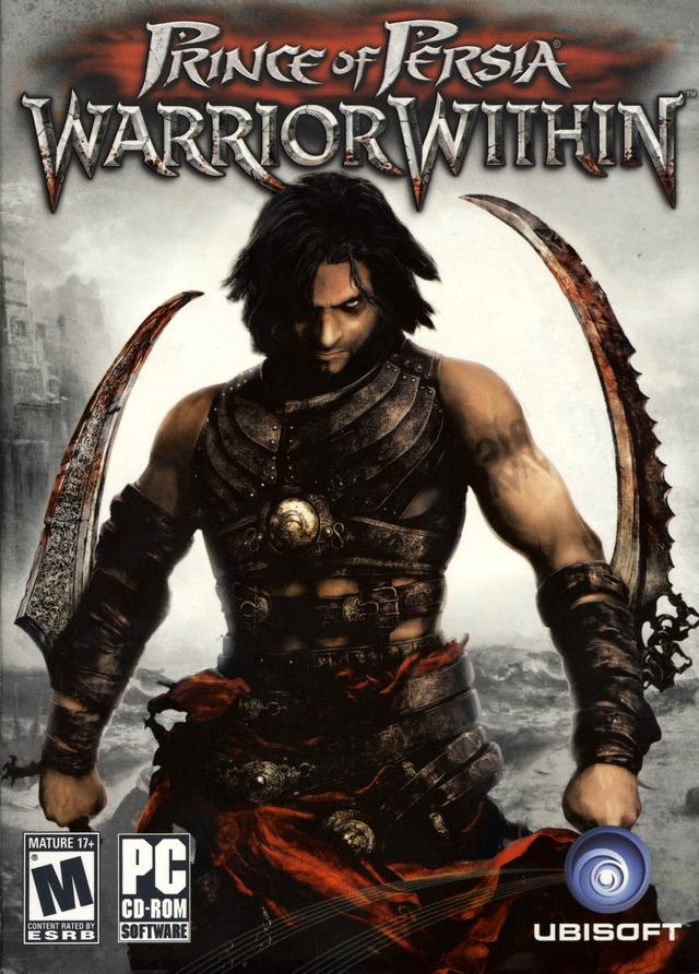 Prince of Persia: Warrior Within PS2 TO PS4