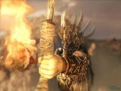 Scythian Archer Cinematic
