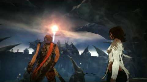 Prince of Persia 2008 - Attract Mode