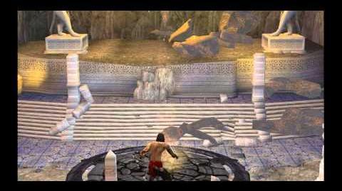 Prince of Persia Rival Swords bonus level 4