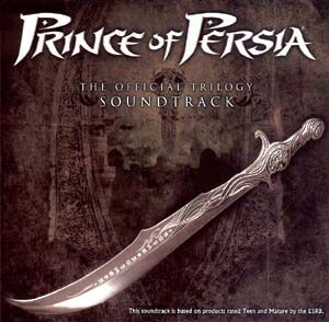 Prince Of Persia The Official Trilogy Soundtrack Prince Of