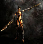 Shadee(Prince of Persia Warrior Within)