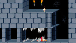 Prince of Persia 1989 (Traps)
