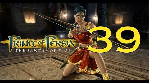 Prince of Persia The Sands of Time Walkthrough - Part 39 - End Credits