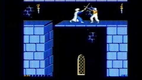 Prince of Persia Final Battle Reference 1989