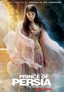 Prince of persia the sands of time poster 13