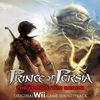Prince Of Persia The Forgotten Sands Wii Soundtrack Prince Of Persia Wiki Fandom