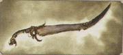 Sand Guard Sword 2