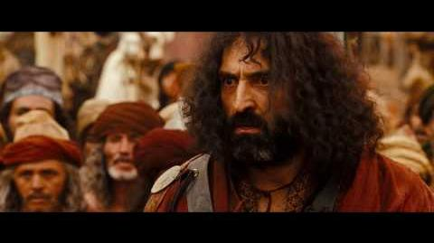 Prince of Persia The Sands of Time - Young Dastan featurette