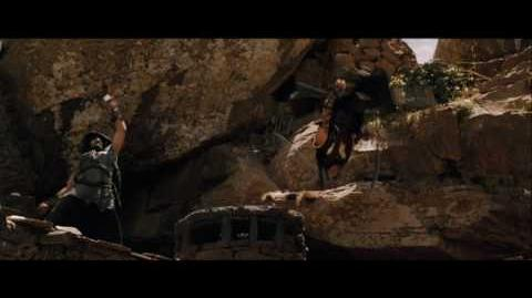 PRINCE OF PERSIA THE SANDS OF TIME movie trailer - On DVD & Blu-Ray