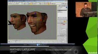 GDC 2009 Demo Prince of Persia Ubisoft